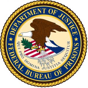 Federal Bureau of Prisons Seal - Law Offices of Jerod Gunsberg