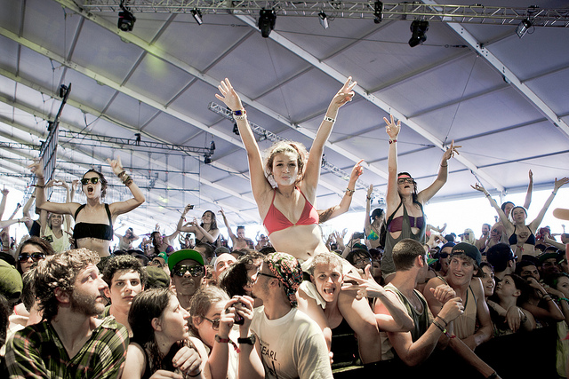 I Can't Get in Trouble for Public Intoxication at Coachella, Can I?