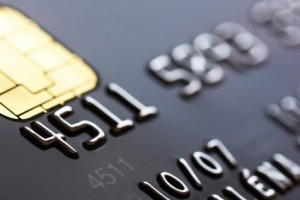 Close-Up Image Of Credit Card Number For Bank Fraud Attorney - Law Offices of Jerod Gunsberg