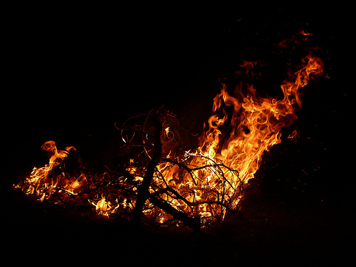 What's the Difference Between Arson and Recklessly Causing a Fire in California?